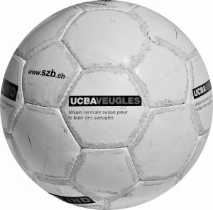 Spielball Torball